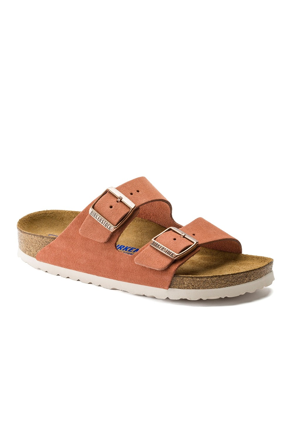 Birkenstock 1015888 Arizona Earth Red