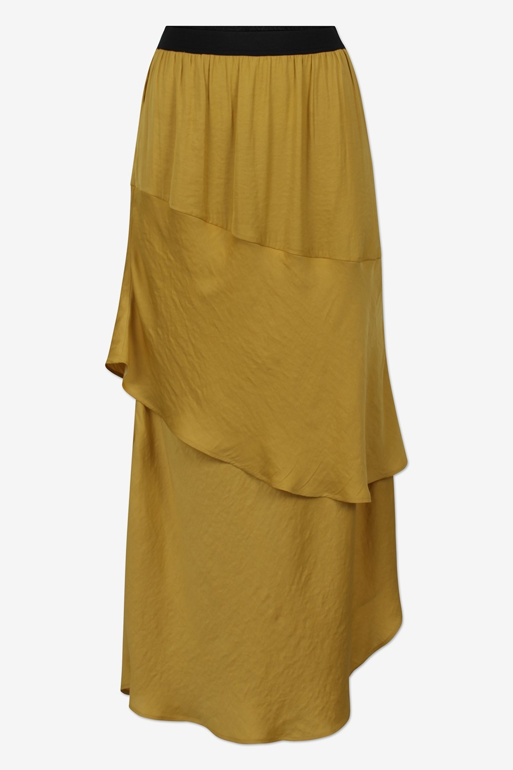 Six Ames Samour Special Edition Skirt C3162 Curry Yelow