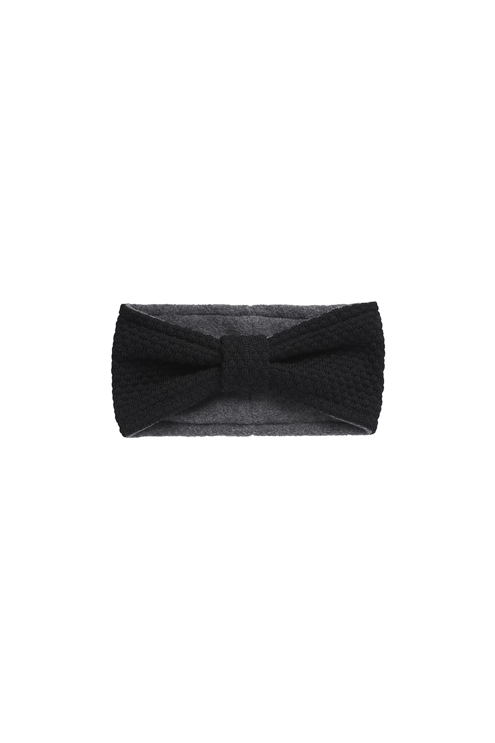 MP 97577 08 Oslo Headband w. Bow Black