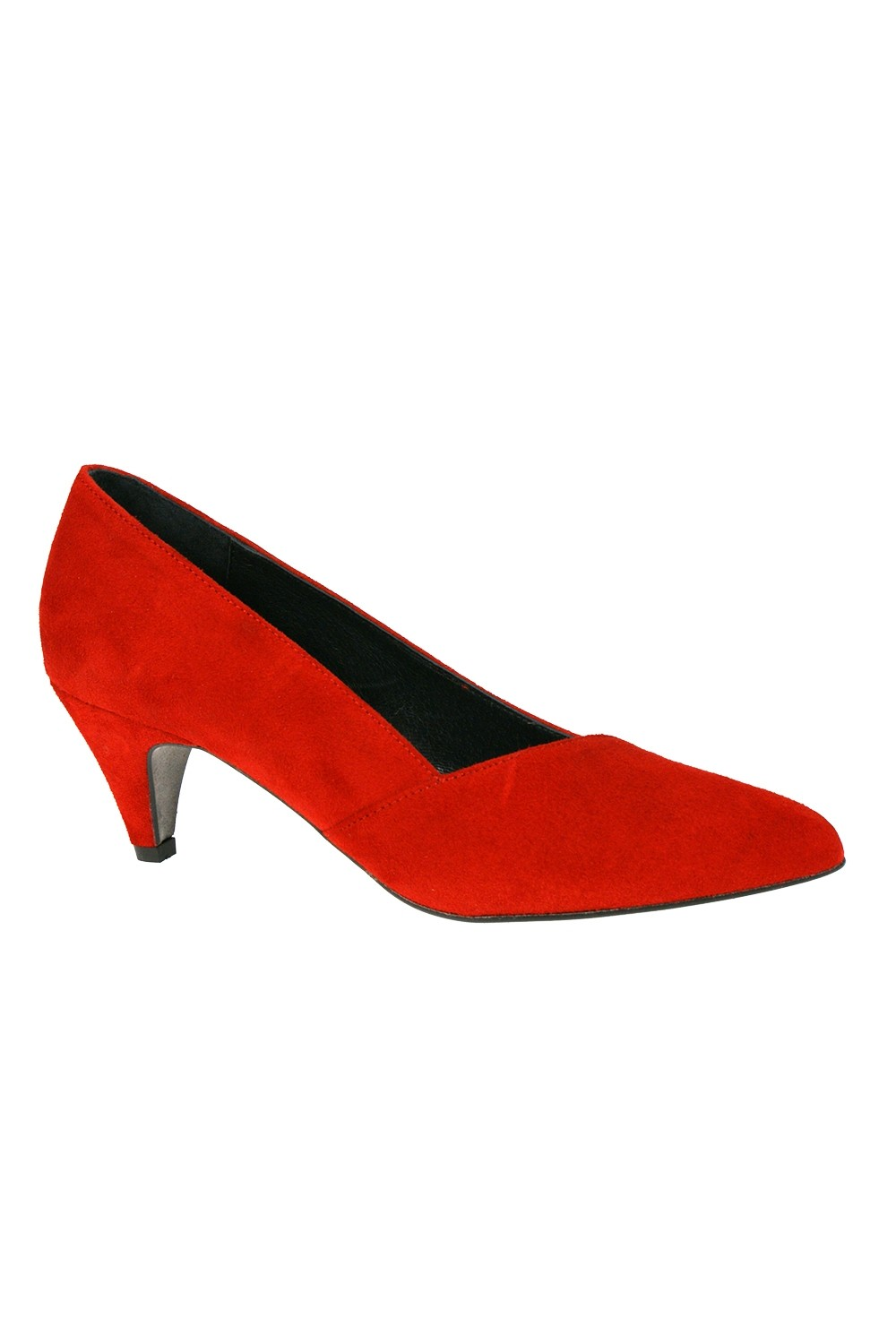 Mentor W7774 Red suede
