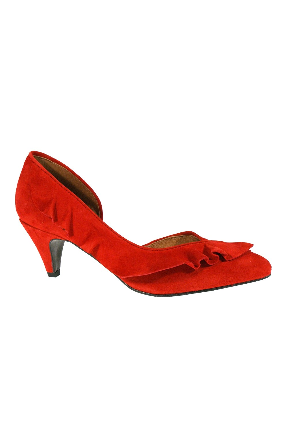 Mentor W7771 Red Suede