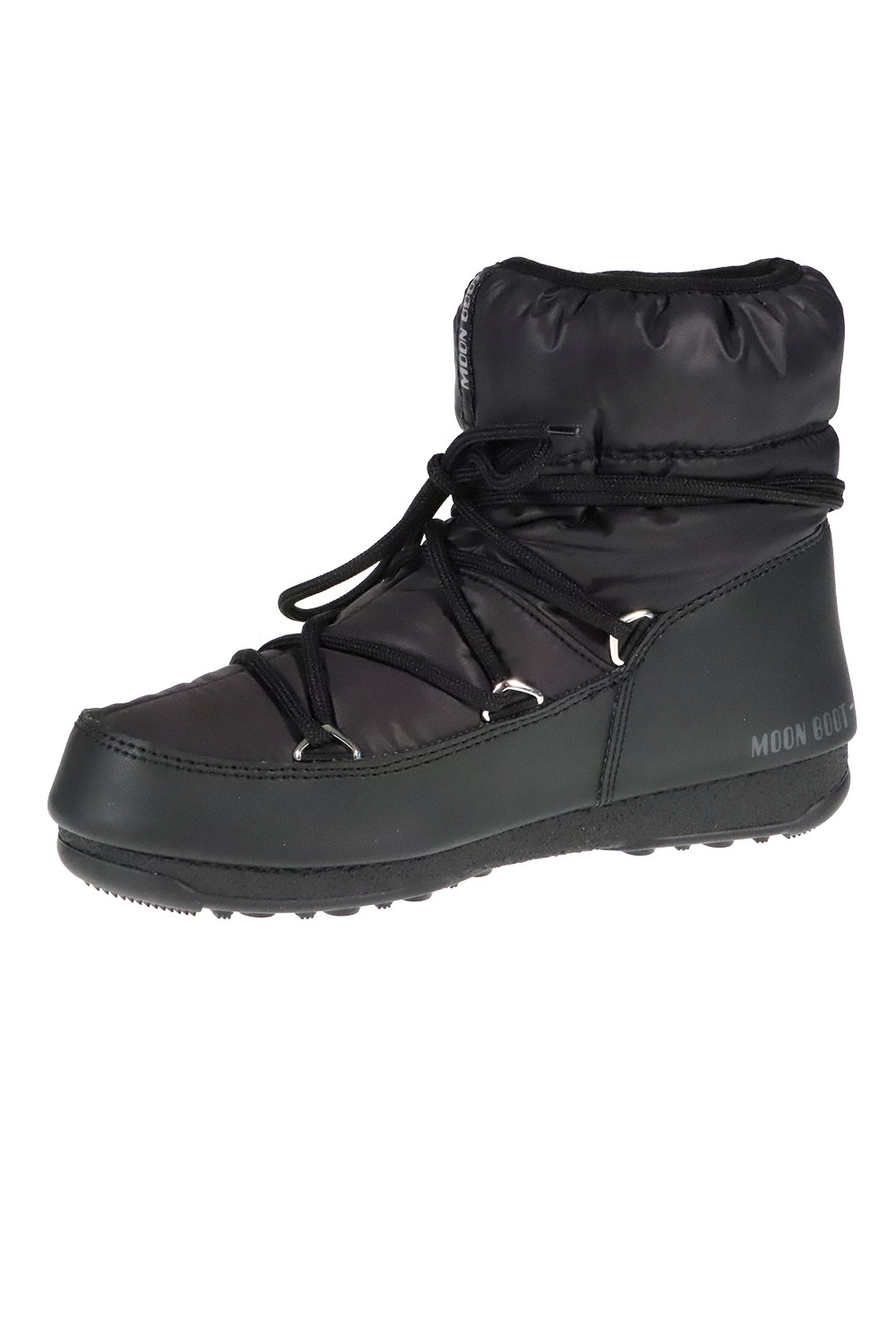 Moon Boot 24009300 Low Nylon WP 2 West East Black