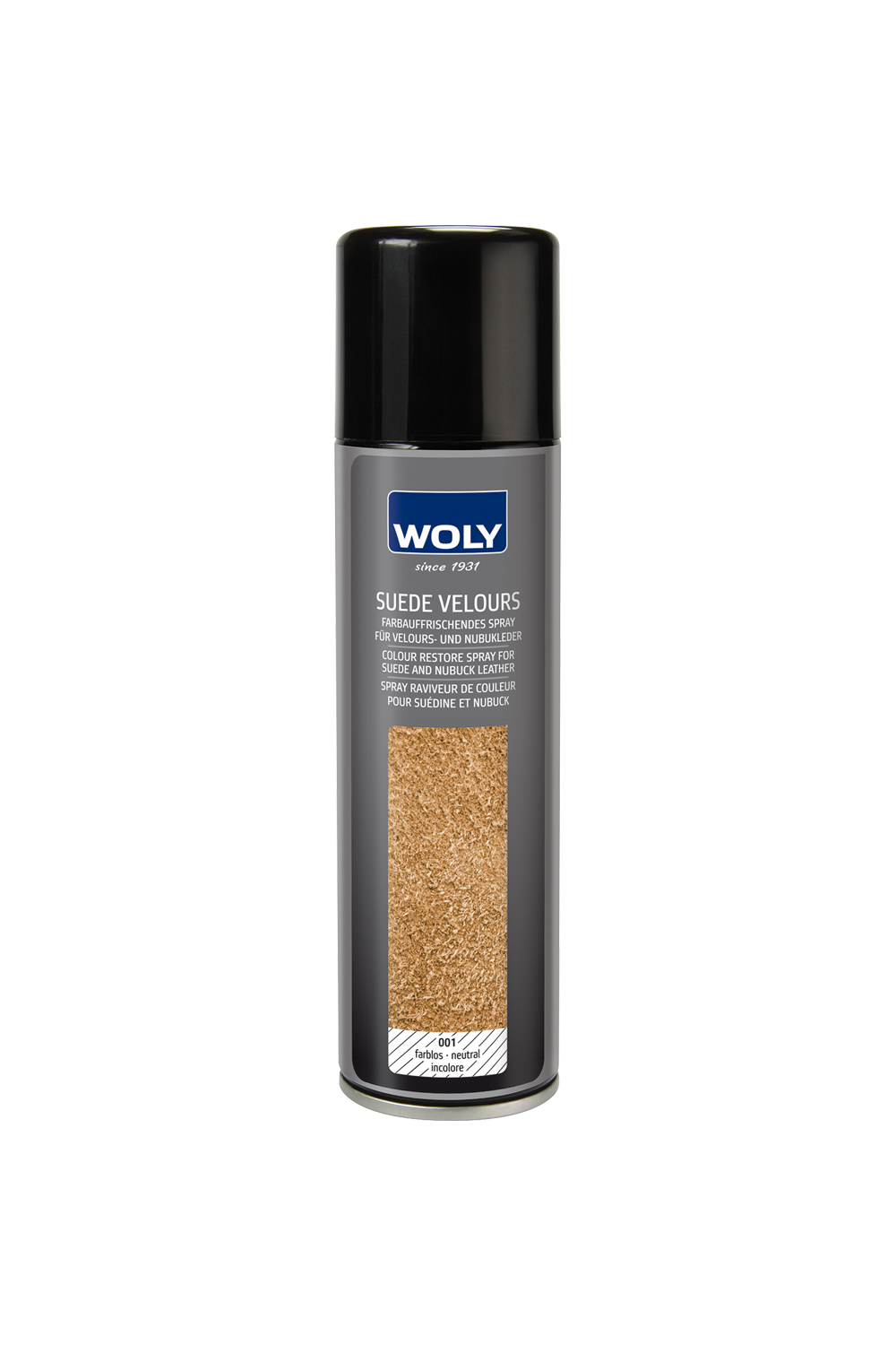 Woly Suede Velours 250ml Neutral