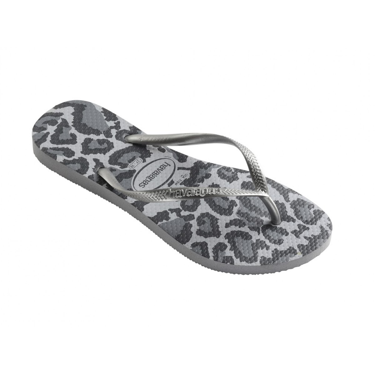 Havaianas Slim Animals Ice Grey-35
