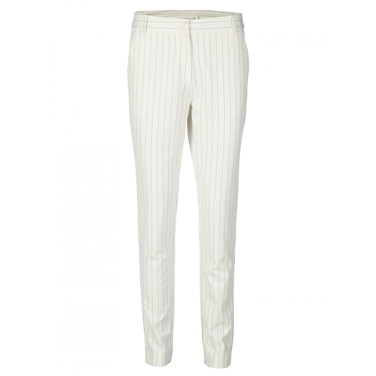 Rosemunde 4404-5094 Trousers White/Navy Stripe-33