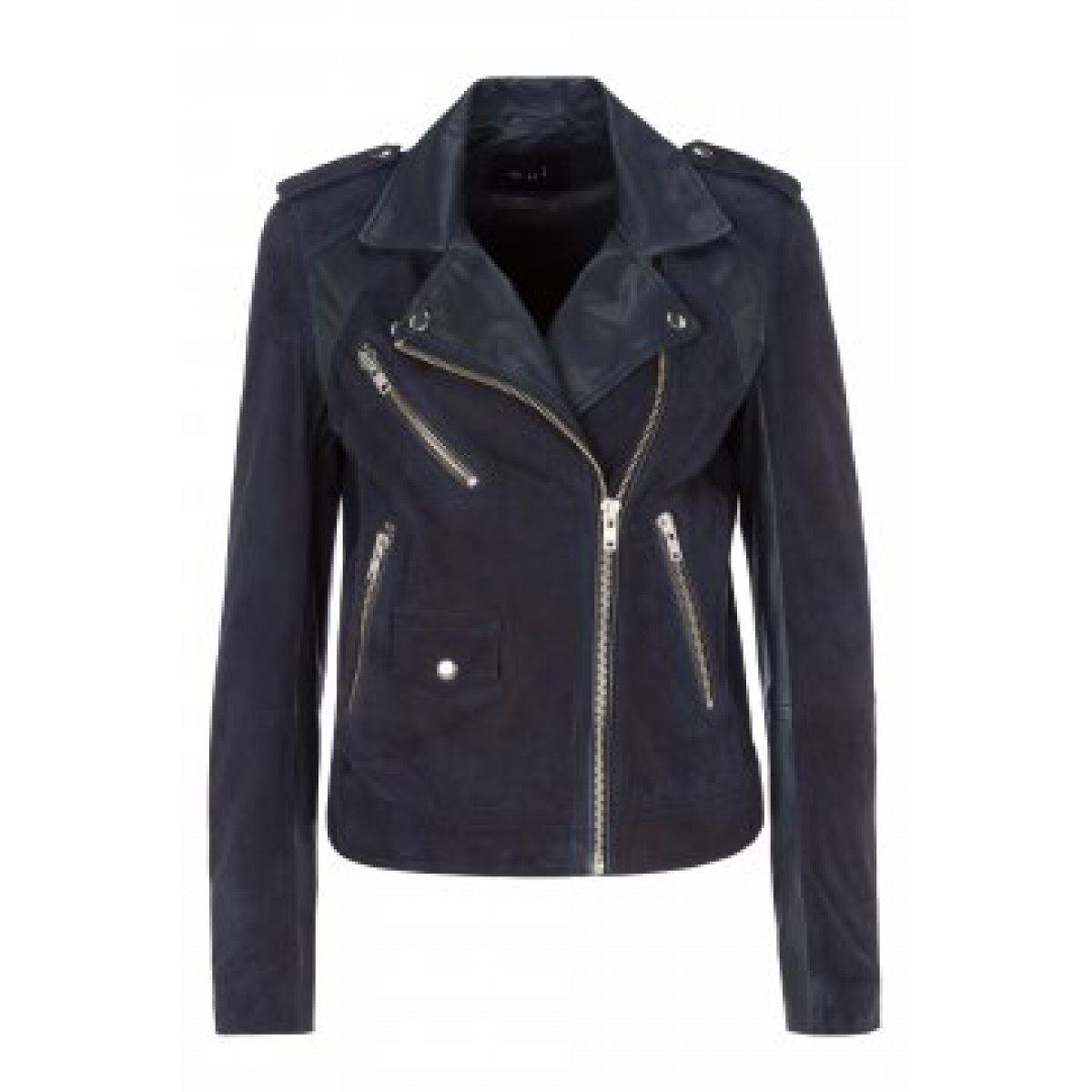 Oui 45548 Jacket Black-31