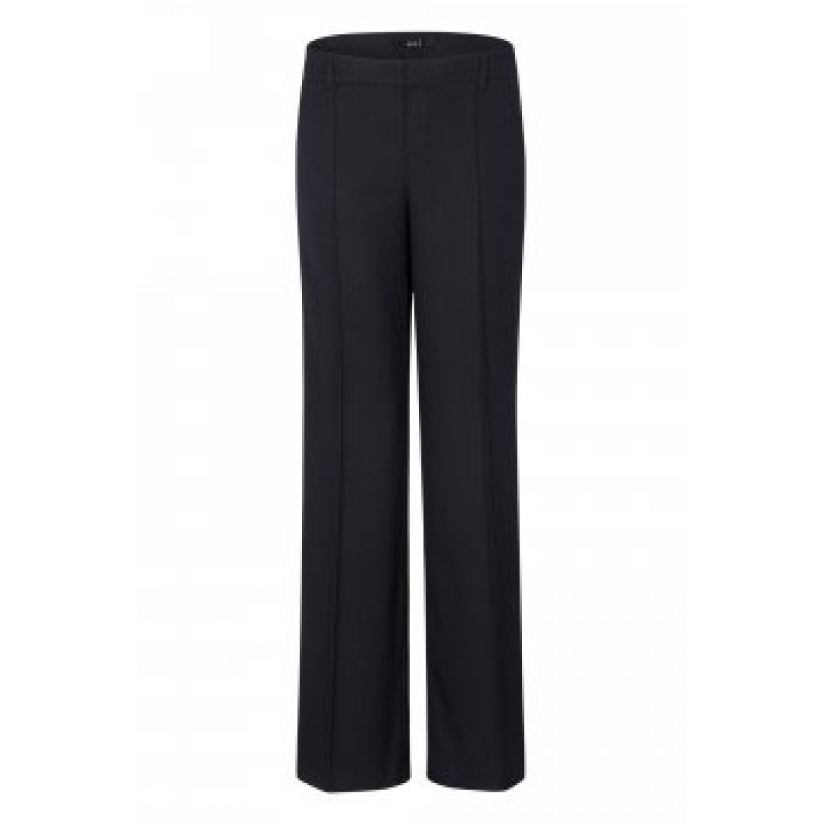 Oui 50237 Trousers Dark Blue-35