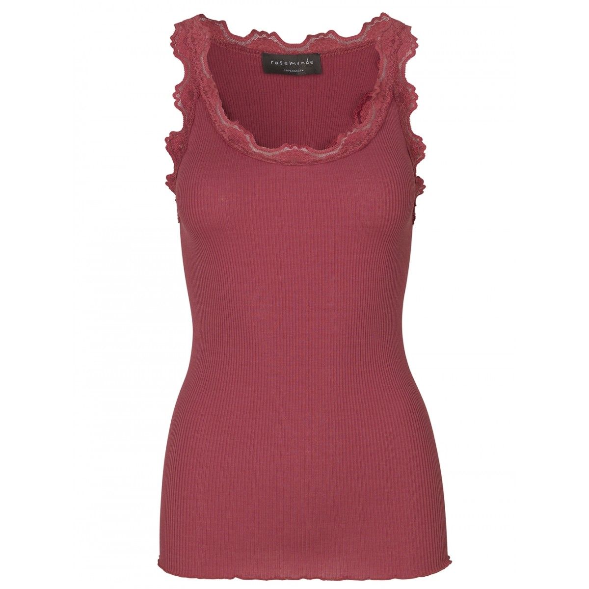 Rosemunde 5205-411 Silk Top Scarlet Red-32