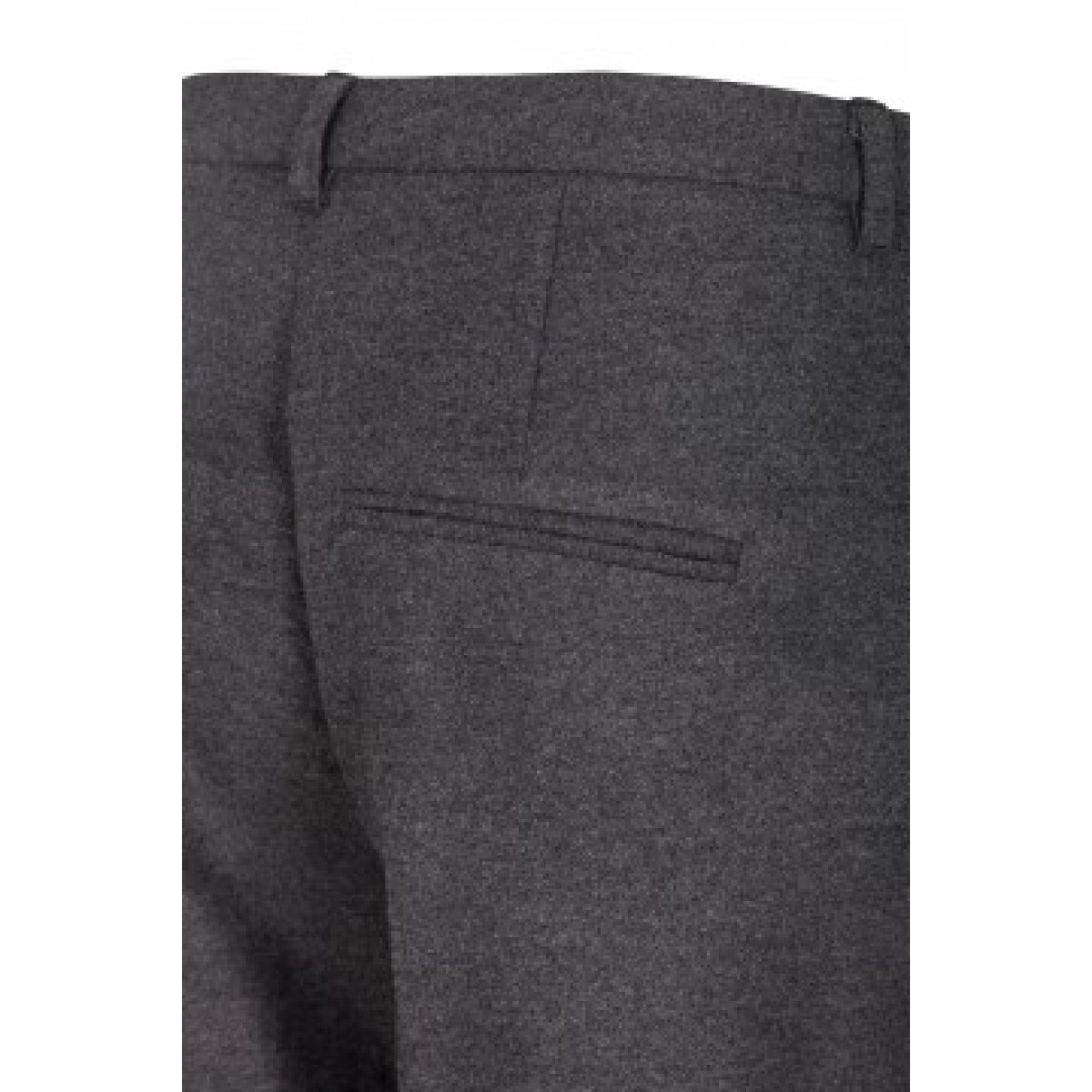 Oui 55761-9783 Pants Dark Grey-35