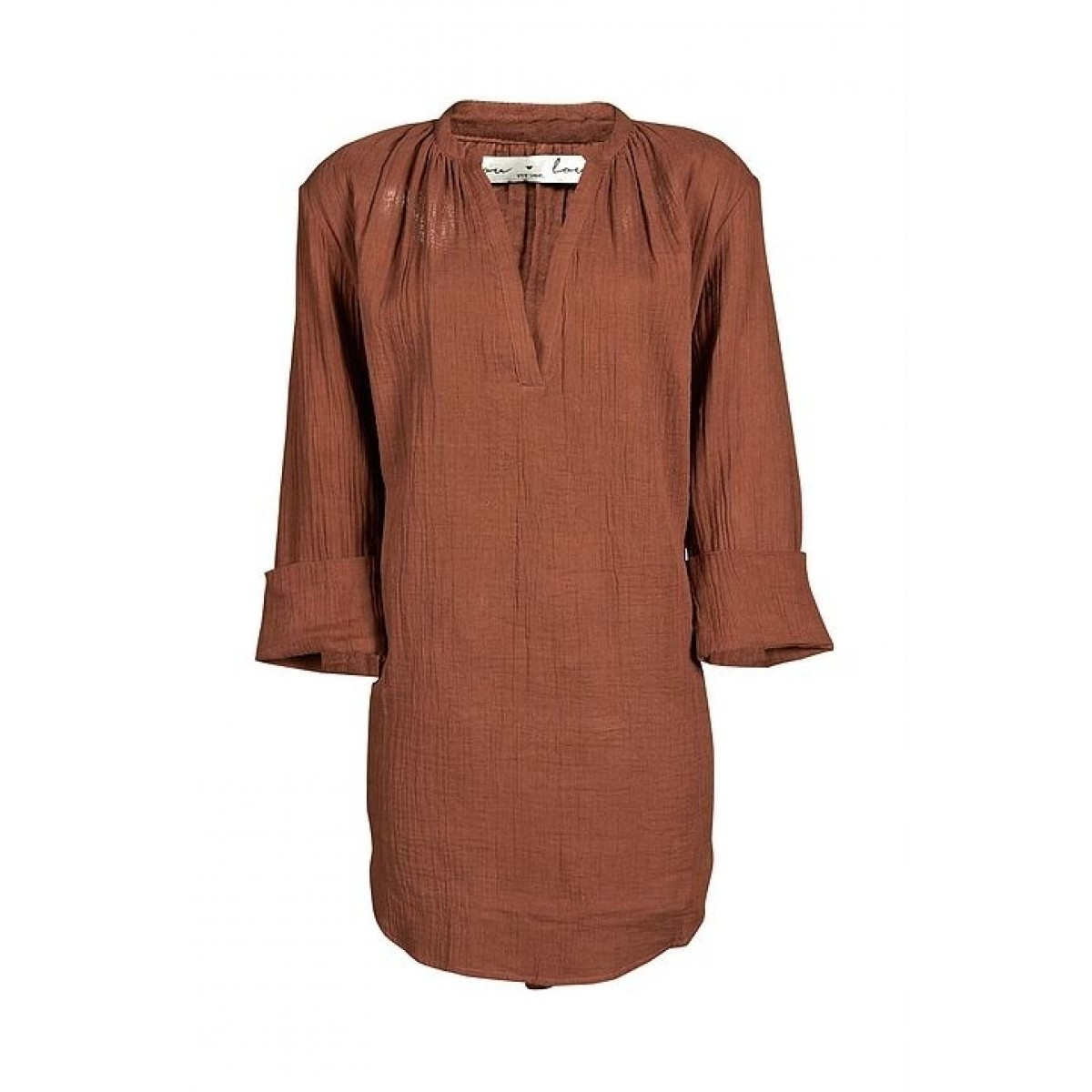 Lou Lou 190109 Beauty Dress Burnt Orange-31
