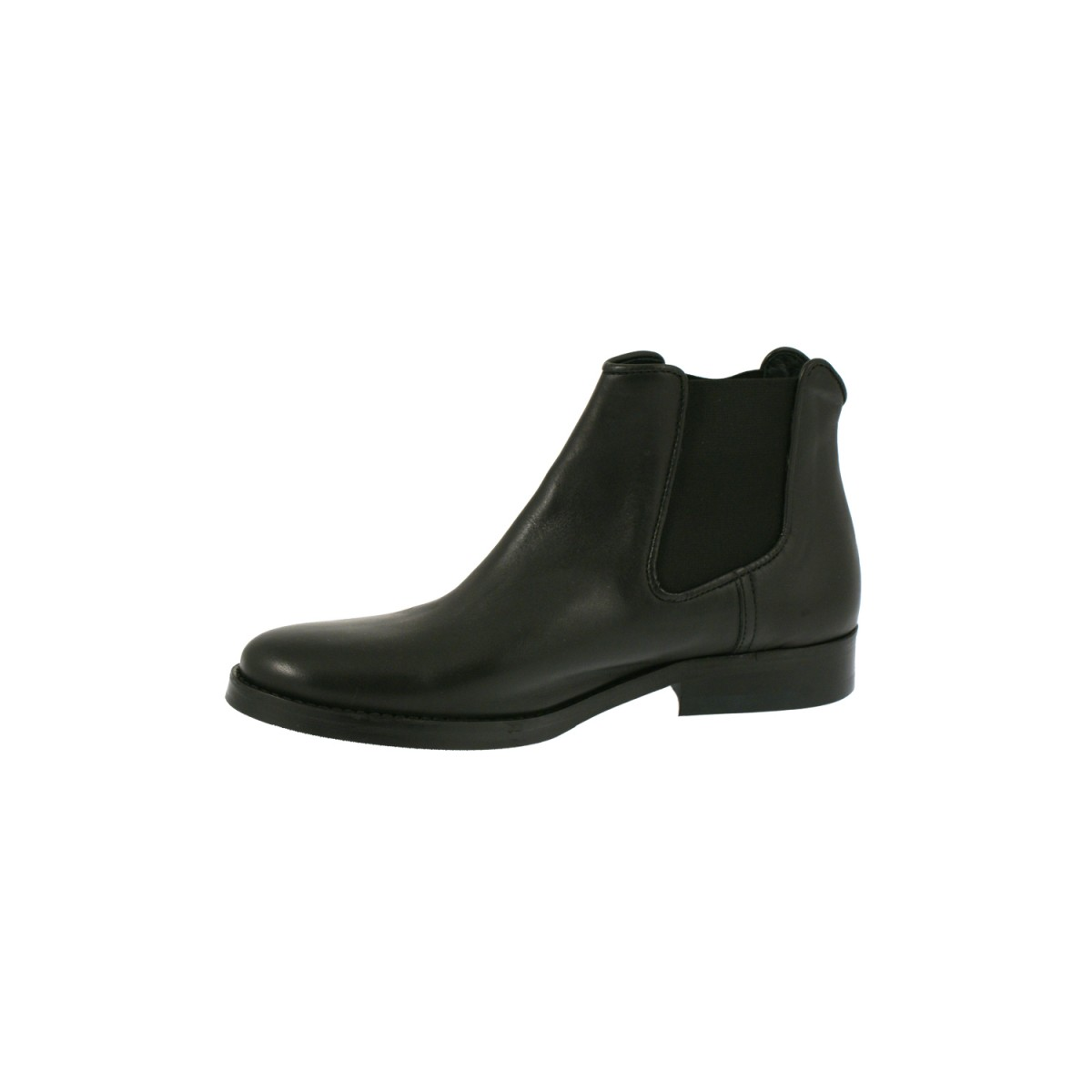 Mentor W7146 Chelsea Boot Black Leather-32