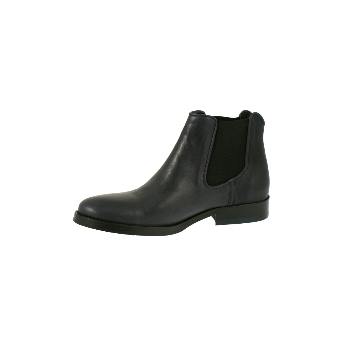 Mentor W7179 Chelsea Boot Navy Leather-32