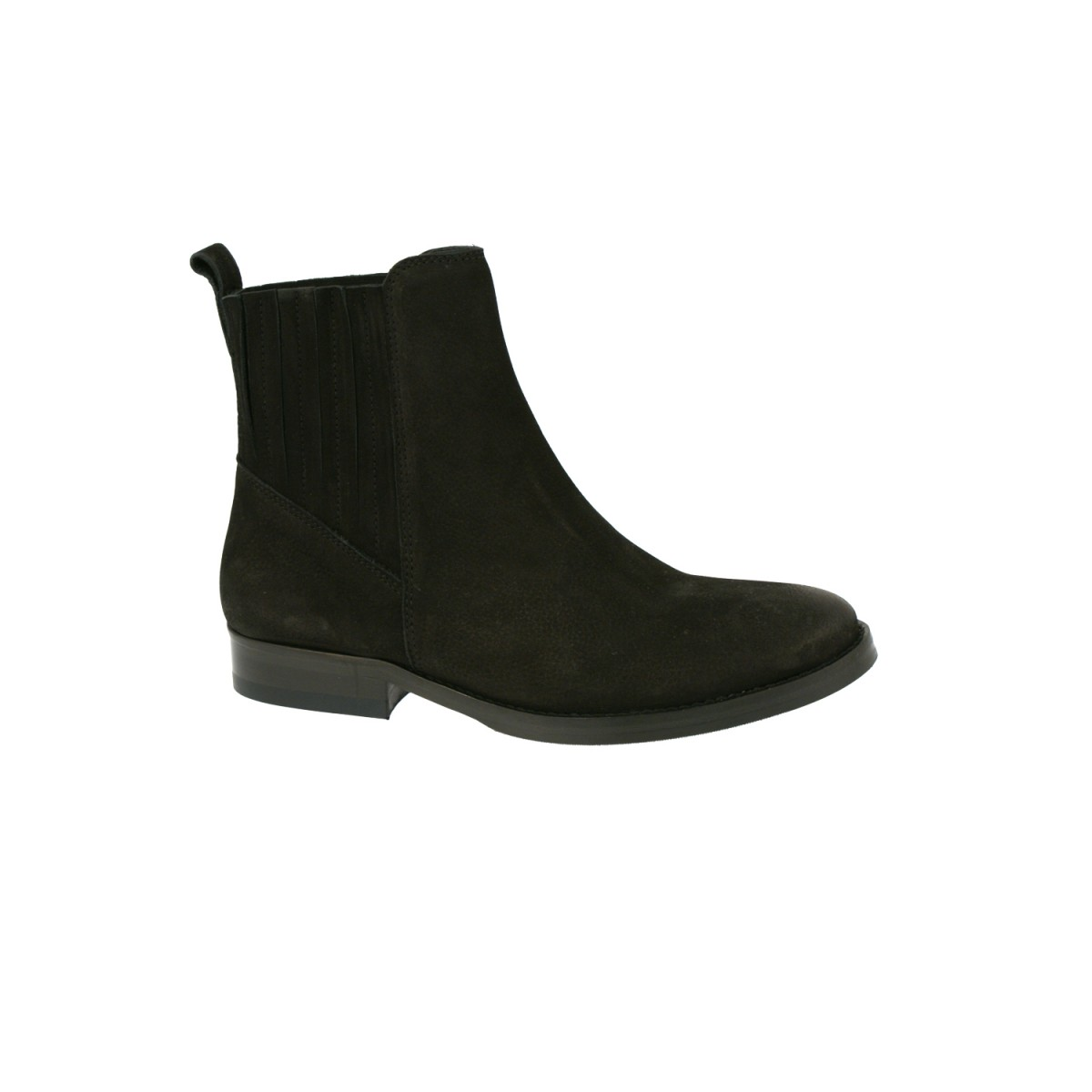 Mentor W7139 Ankle Chelsea Boot Black-30