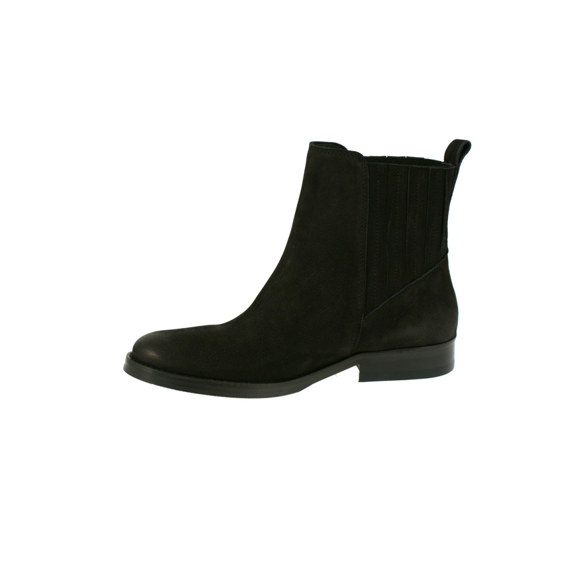 Mentor W7139 Ankle Chelsea Boot Black-32
