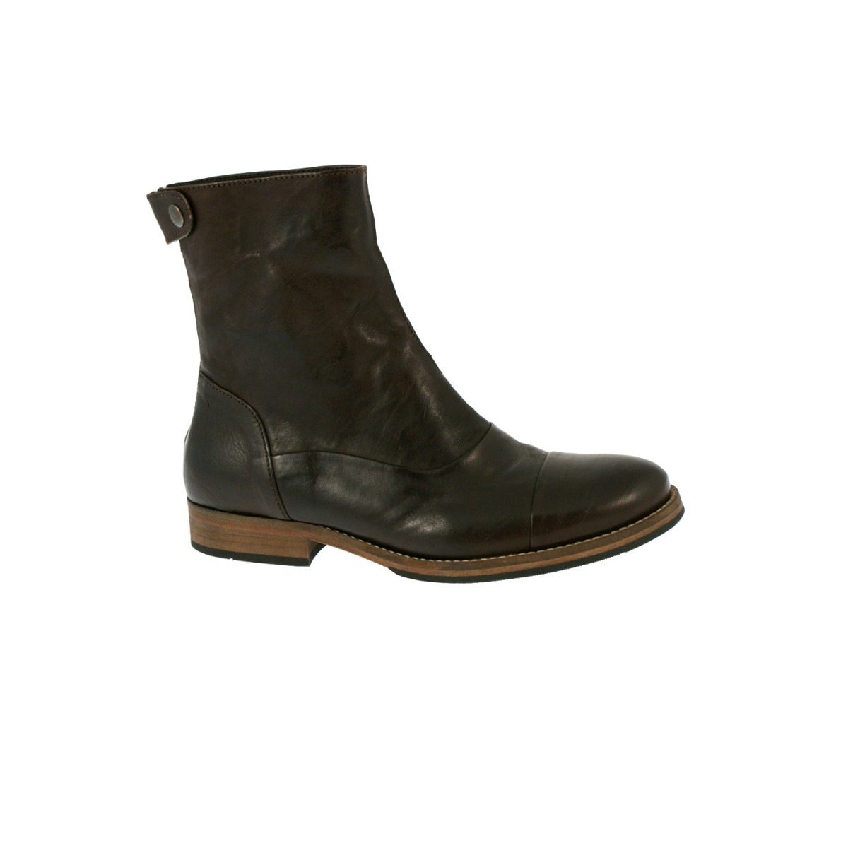 Mentor Boot W7316 Dark Brown-31