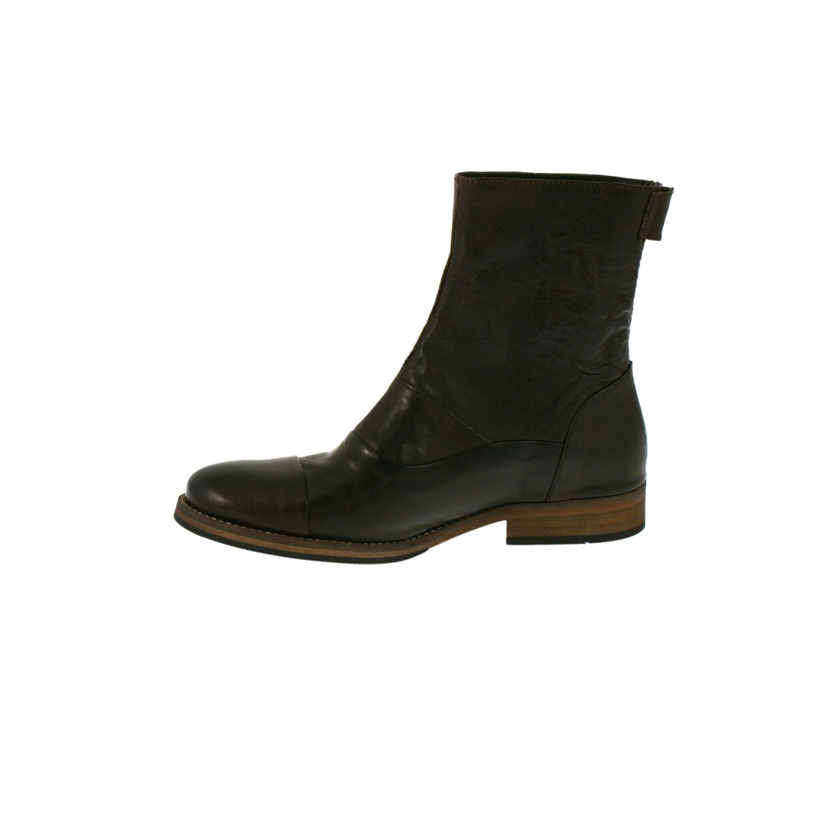 Mentor Boot W7316 Dark Brown-35