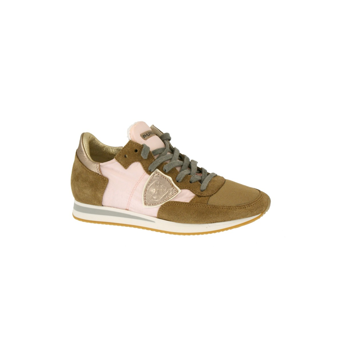 Philippe Model THLD WX01 Rose/Mud/Gold-30