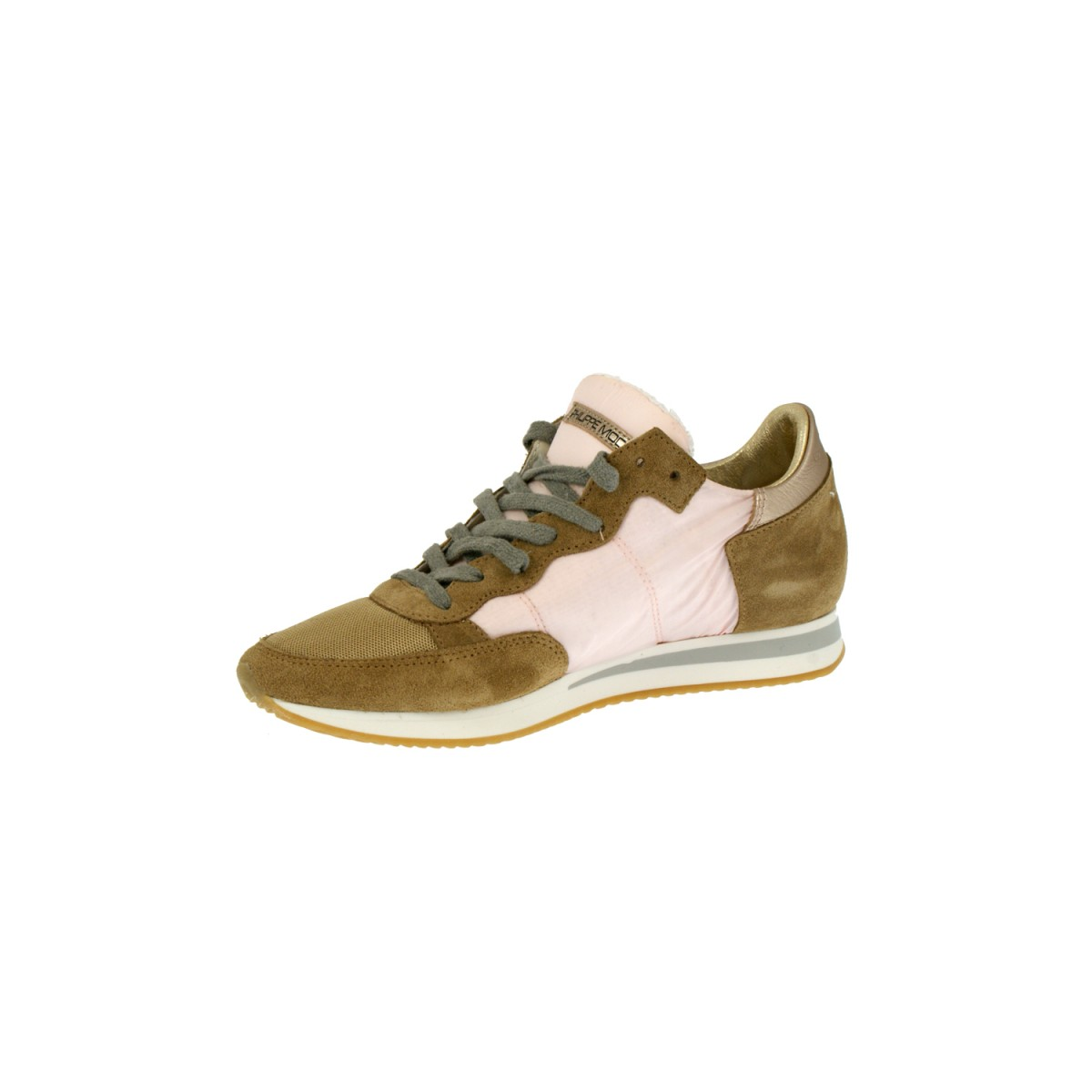 Philippe Model THLD WX01 Rose/Mud/Gold-31
