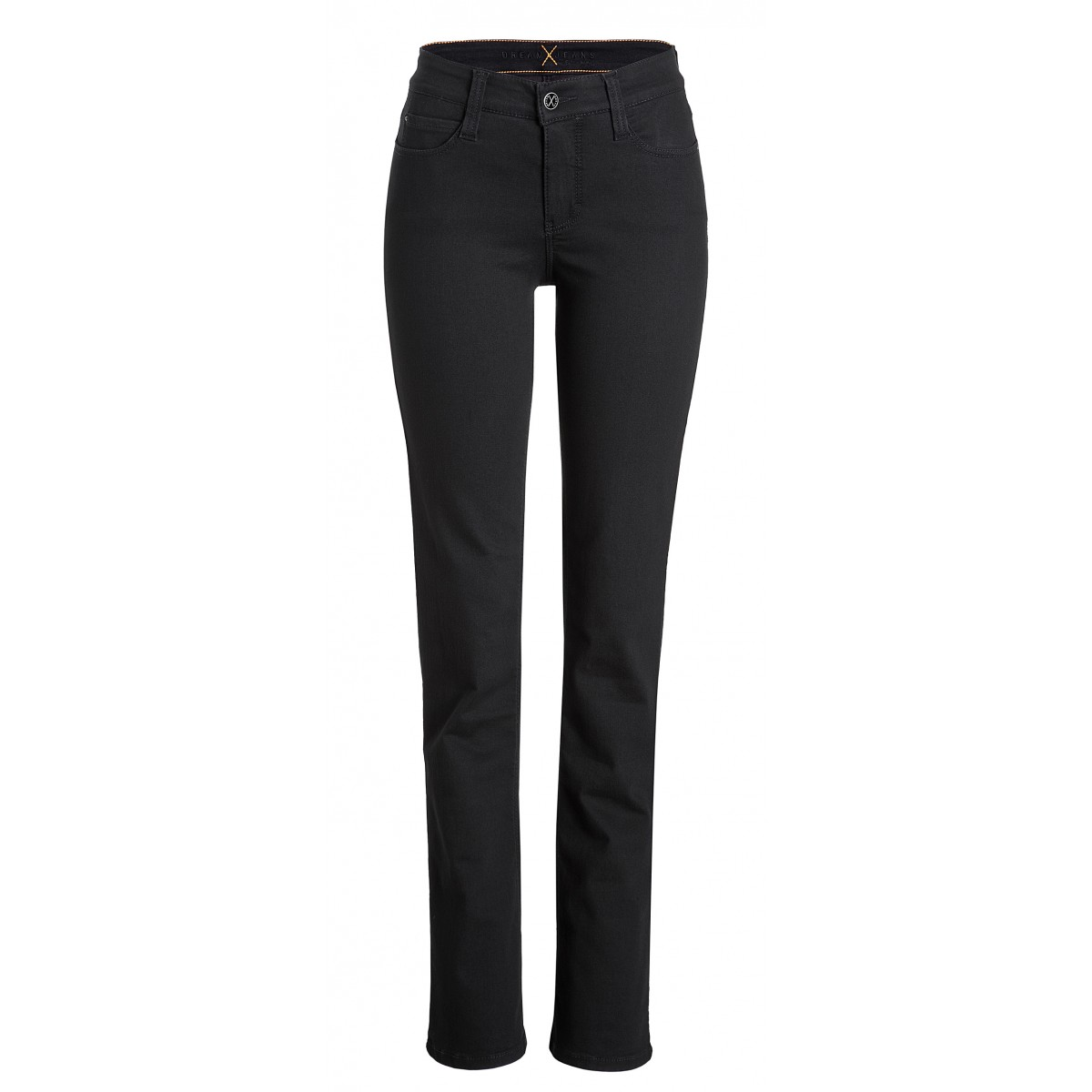 MAC Jeans Dream Black (D999)-35