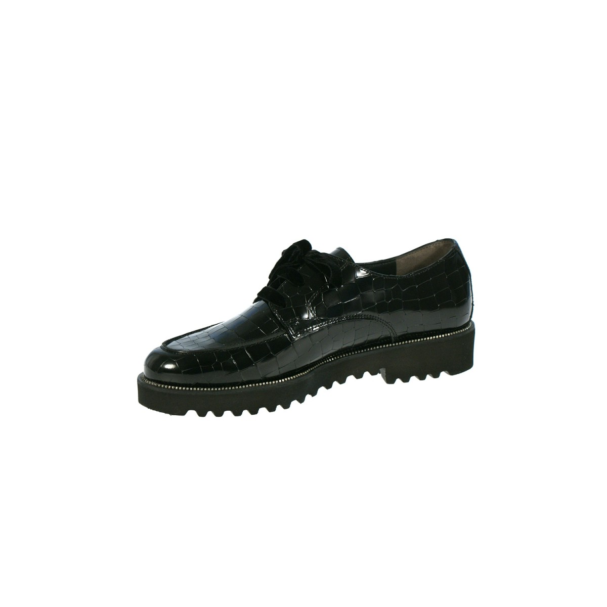 Paul Green 2629-04 Croc Black-35