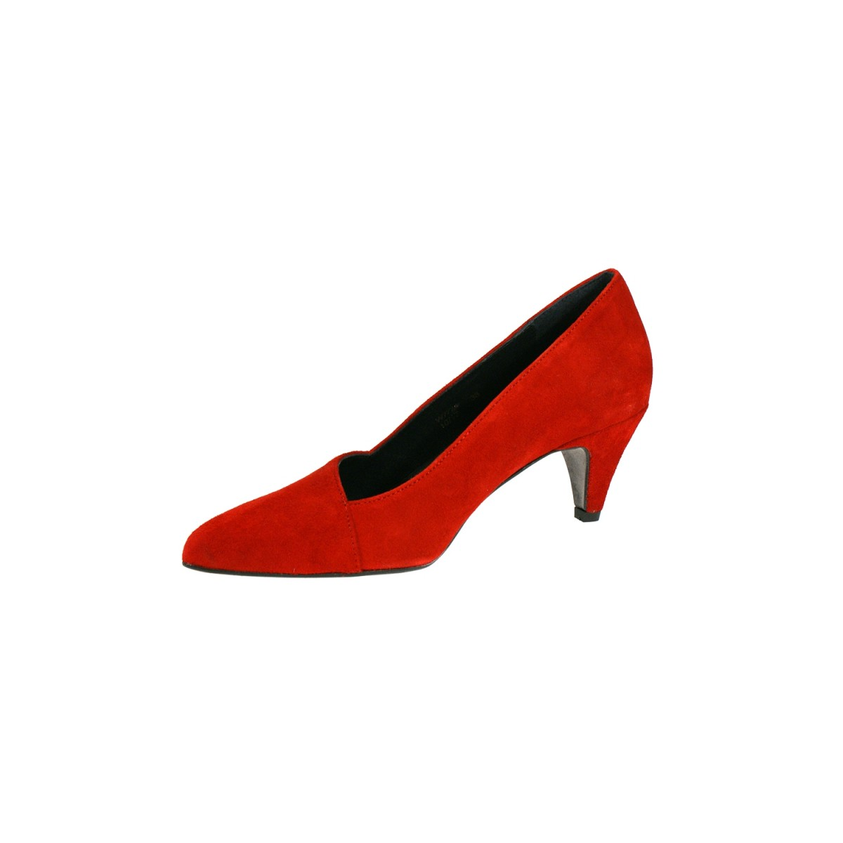 Mentor W7774 Red suede-35