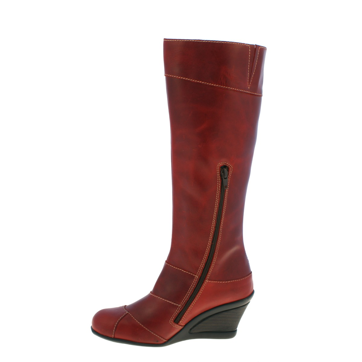 Fly London Jelo Red-31