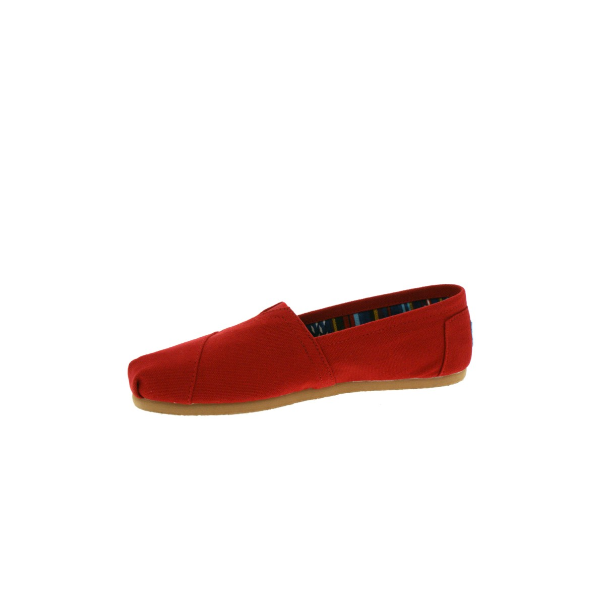 TOMS Classics Canvas Red-35