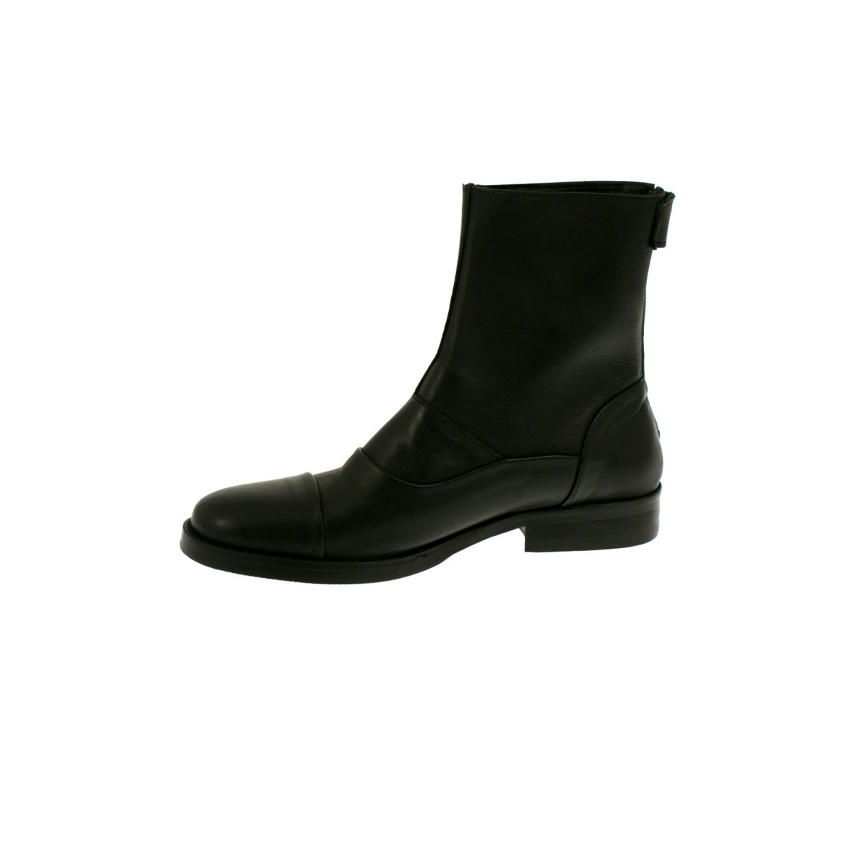 Mentor Boot W6507 Black Leather-32