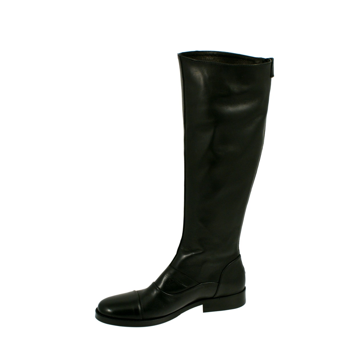 Mentor High Zip Boot W6985 Black-35