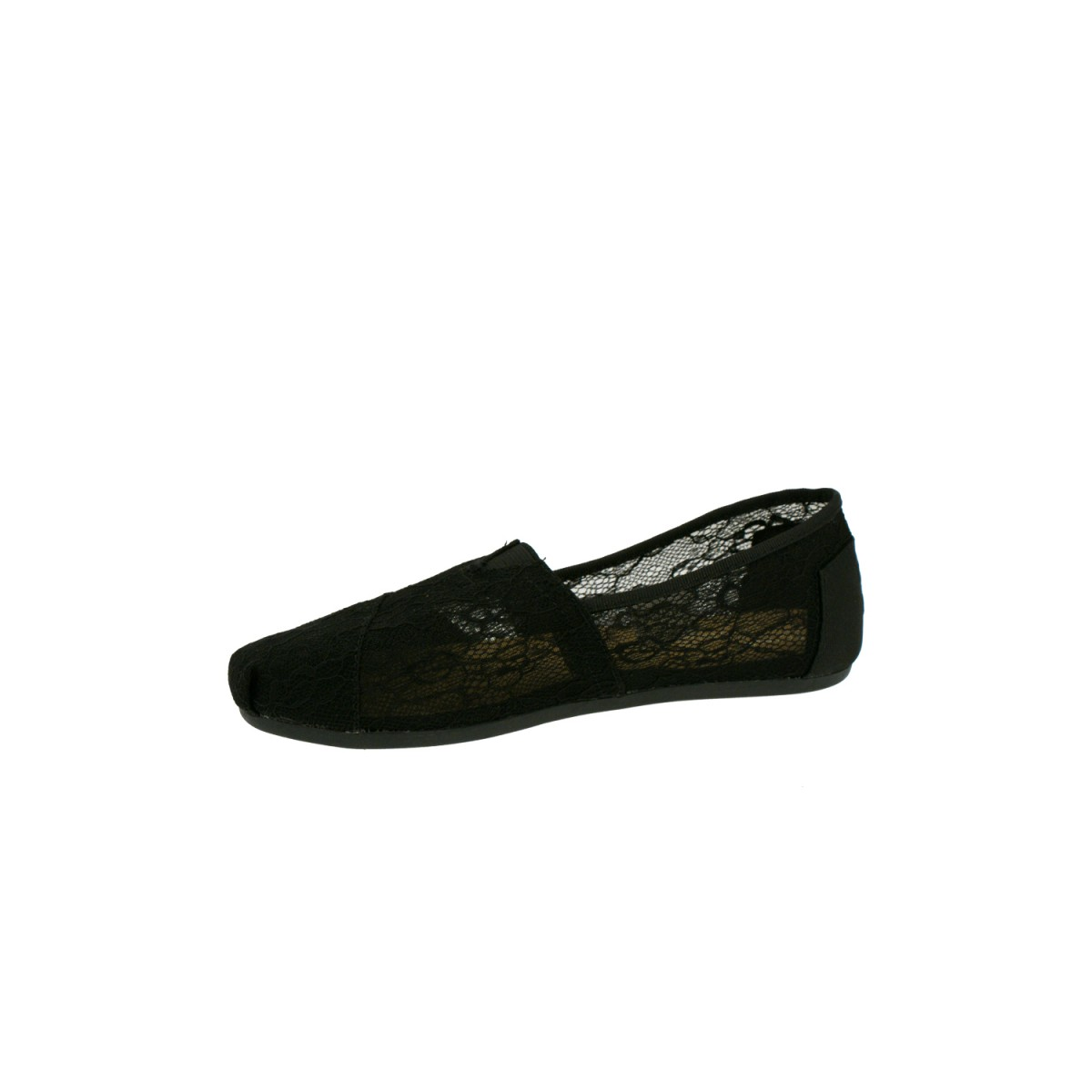 TOMS Lace Black-35