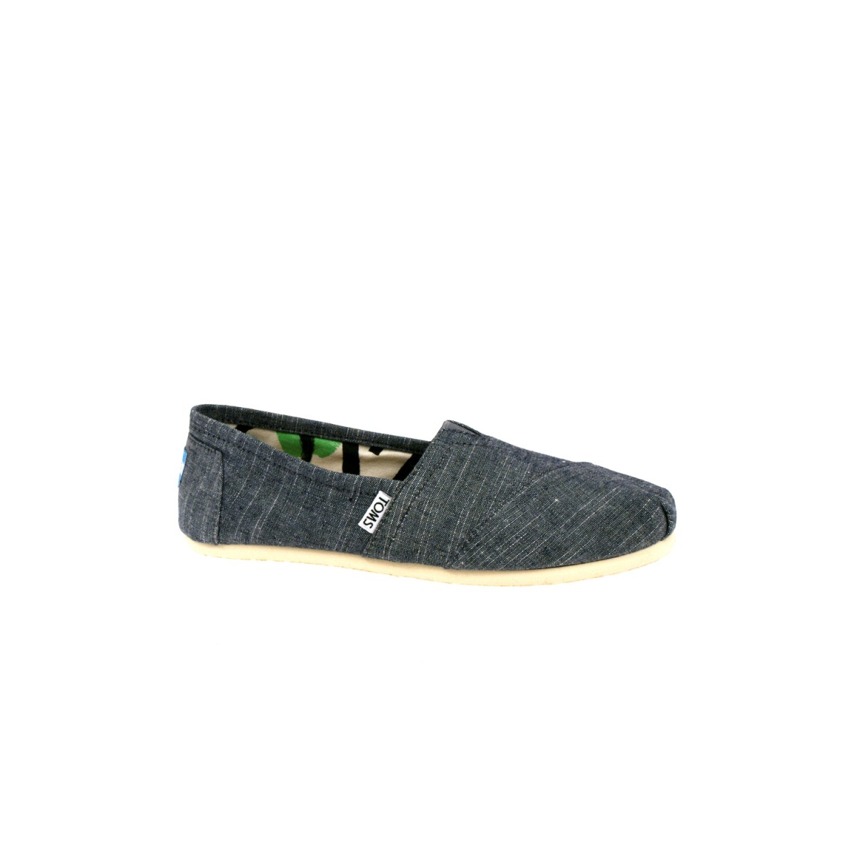 TOMS Classics Blue Chambray-35