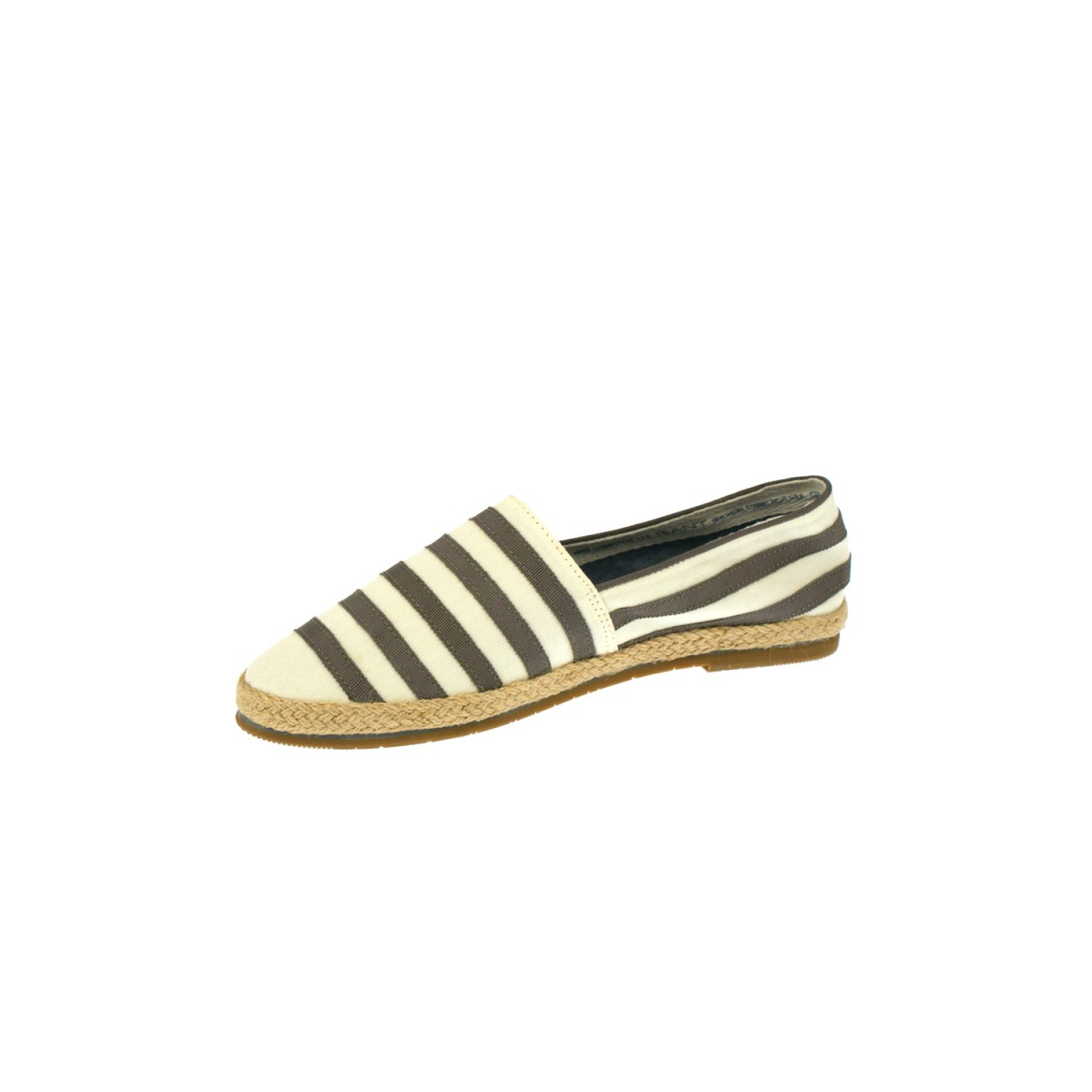 Gant Gina Stripe Cream/Silver Grey-31