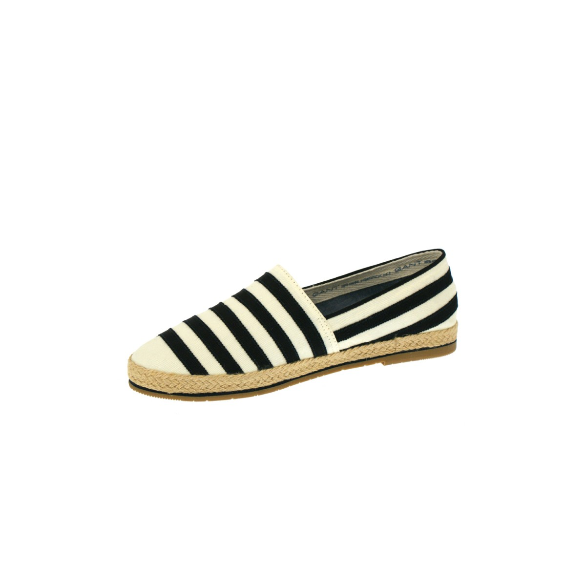 Gant Gina Stripe Cream/Navy Blue-32