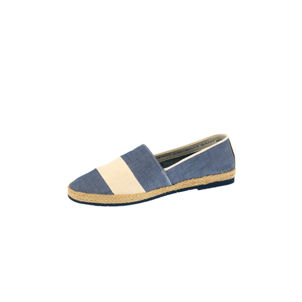 Gant Gina Block Cream/Vintage Blue-35