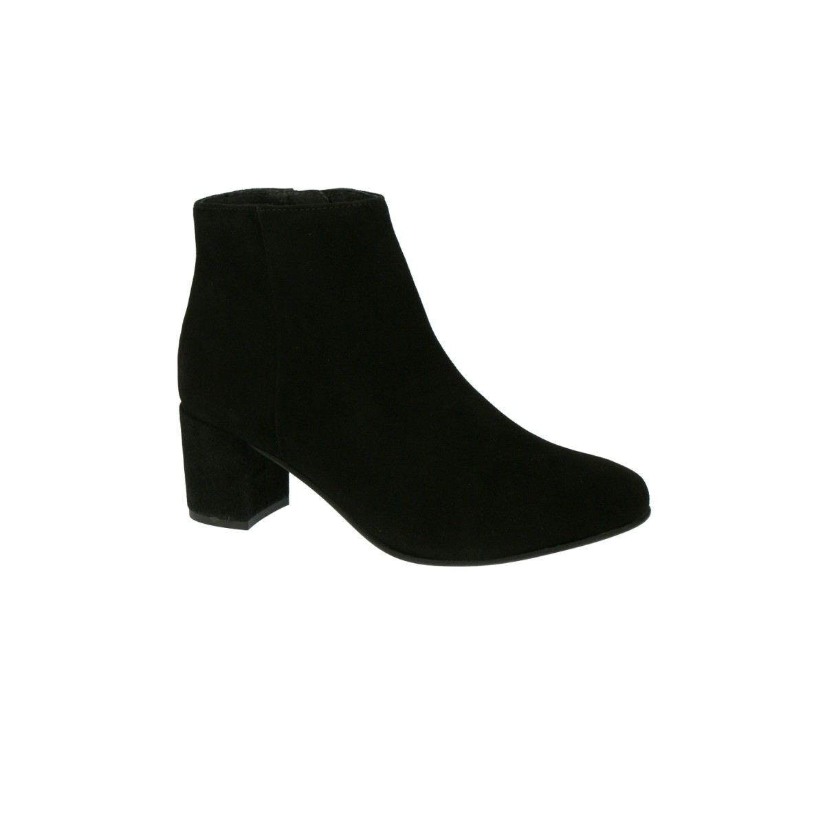 Pavement Selina Black Suede-35