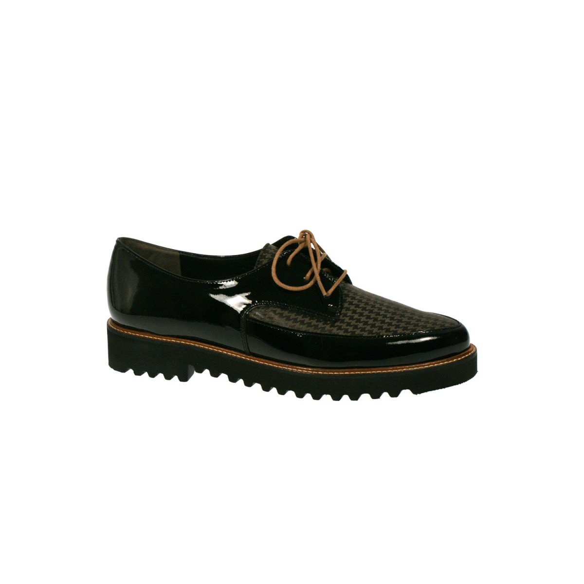 Paul Green 1665-10 Pepita Black-32