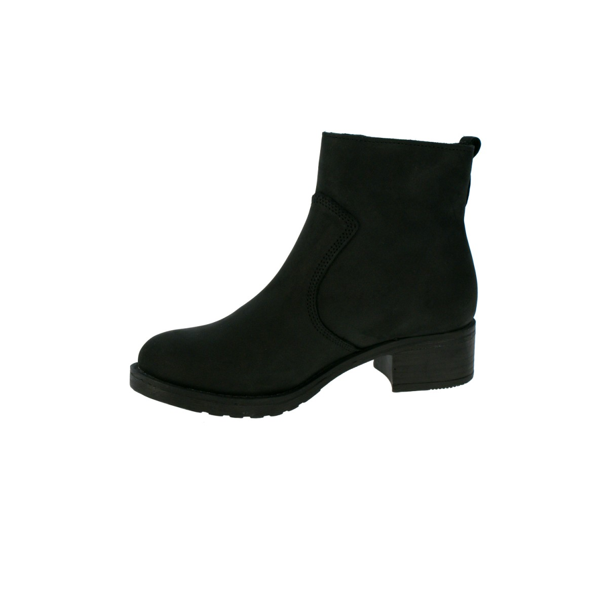 Pavement Louise Wool Black-35