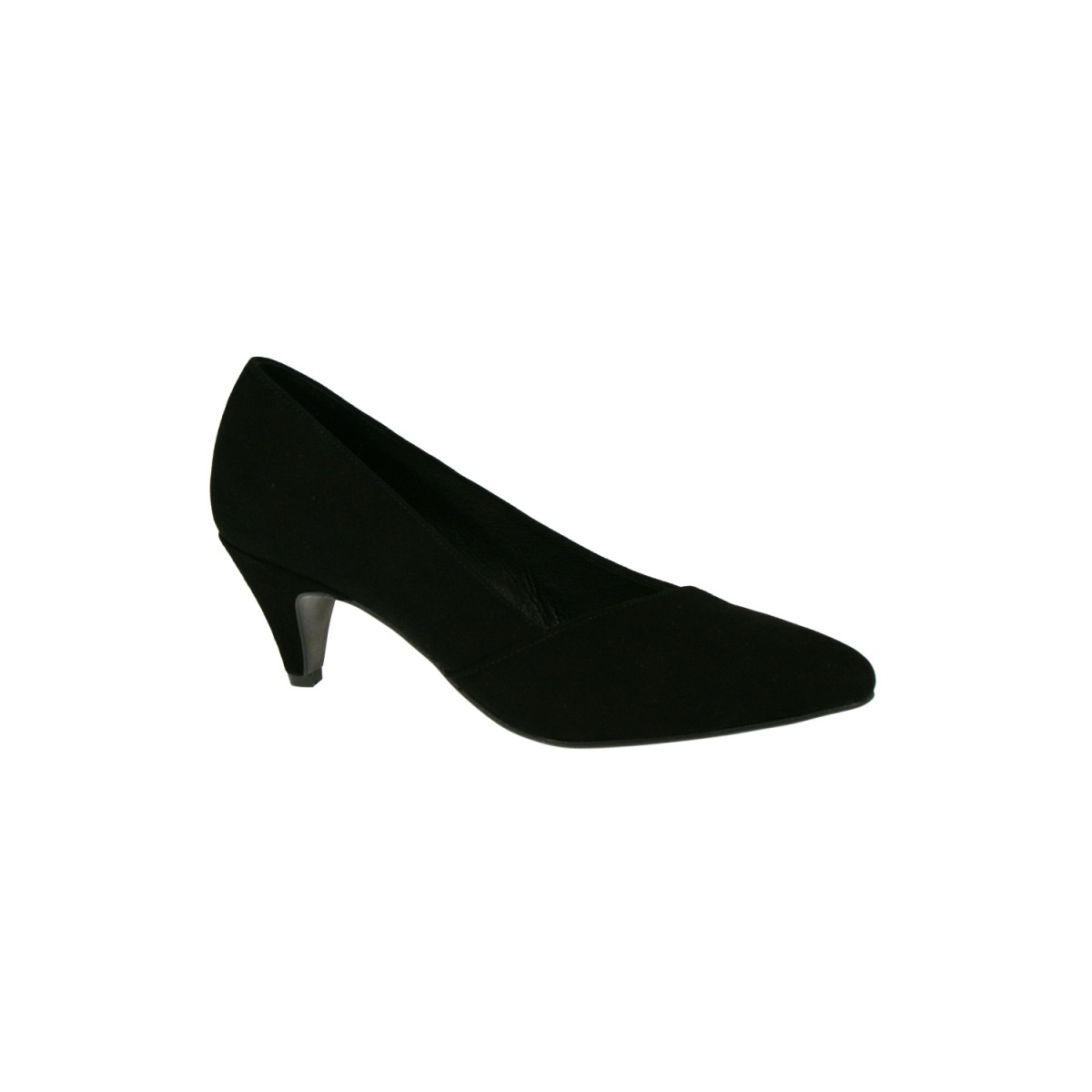 Mentor W7456 Pump Black Suede-35