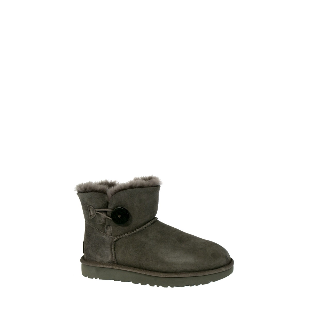 UGG Mini Bailey Button ll Grey-31