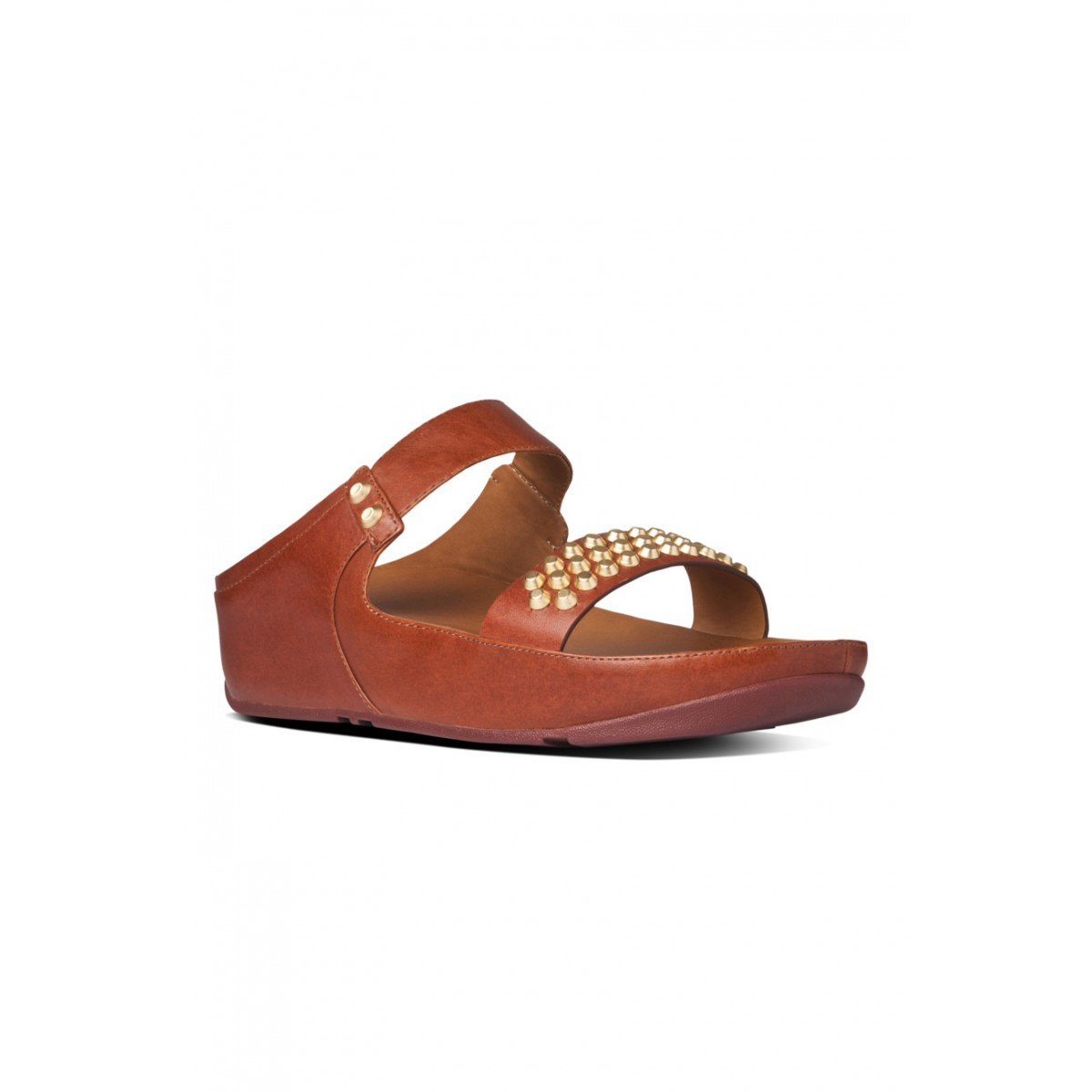 FitFlop Amsterdam™ Dark Tan-35