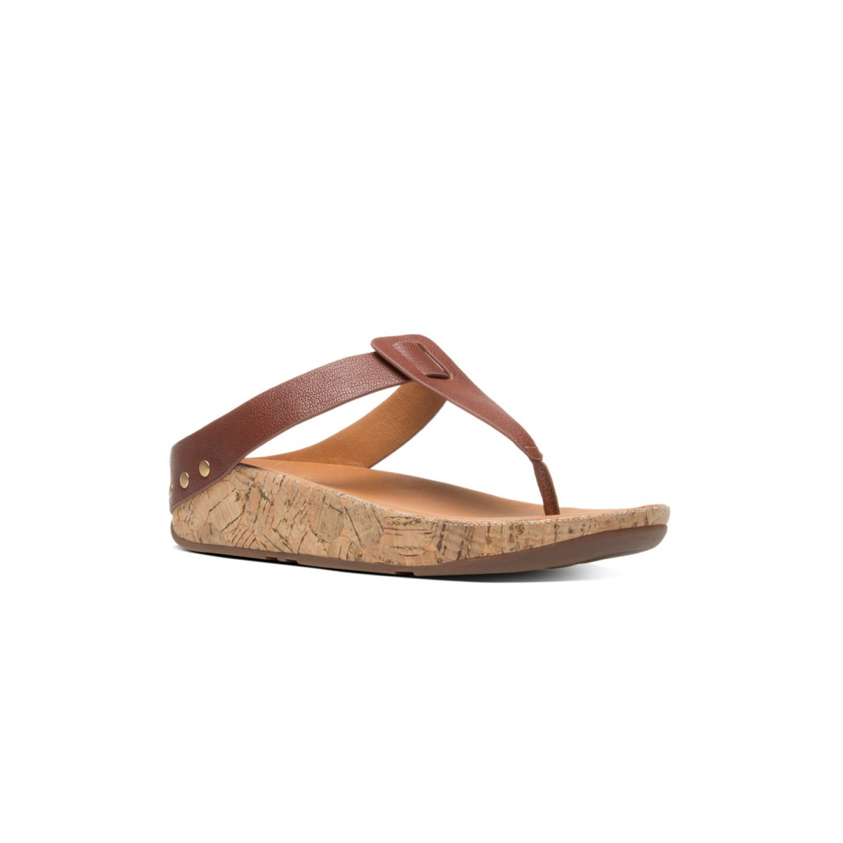 FitFlop Ibiza™ Cork Dark Tan-32