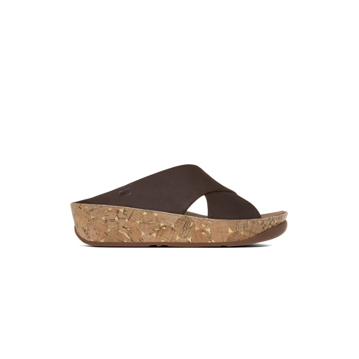 FitFlop Kys™ Leather Chocolate-32