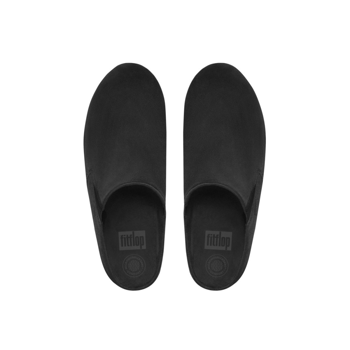 FitFlop Loaf Clogs Black-35