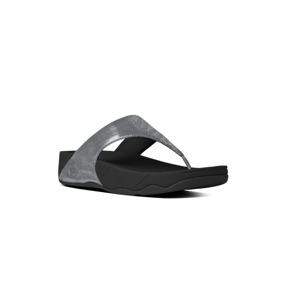 FitFlop Lulu™ Shimmer Pewter-31