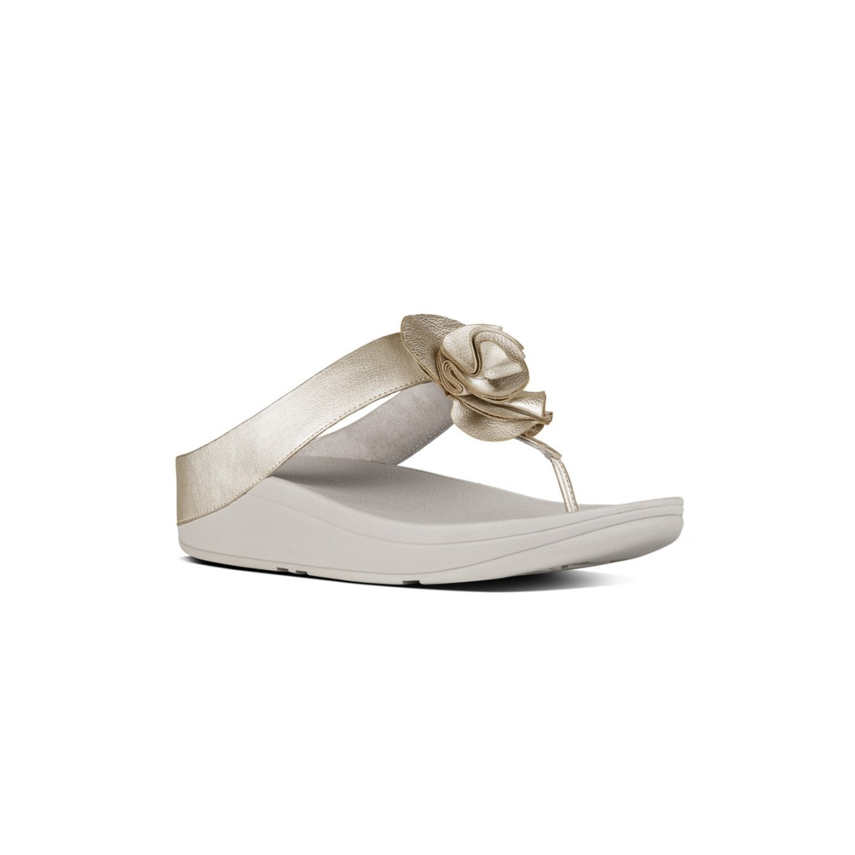 FitFlop Florrie™ Pale Gold-35