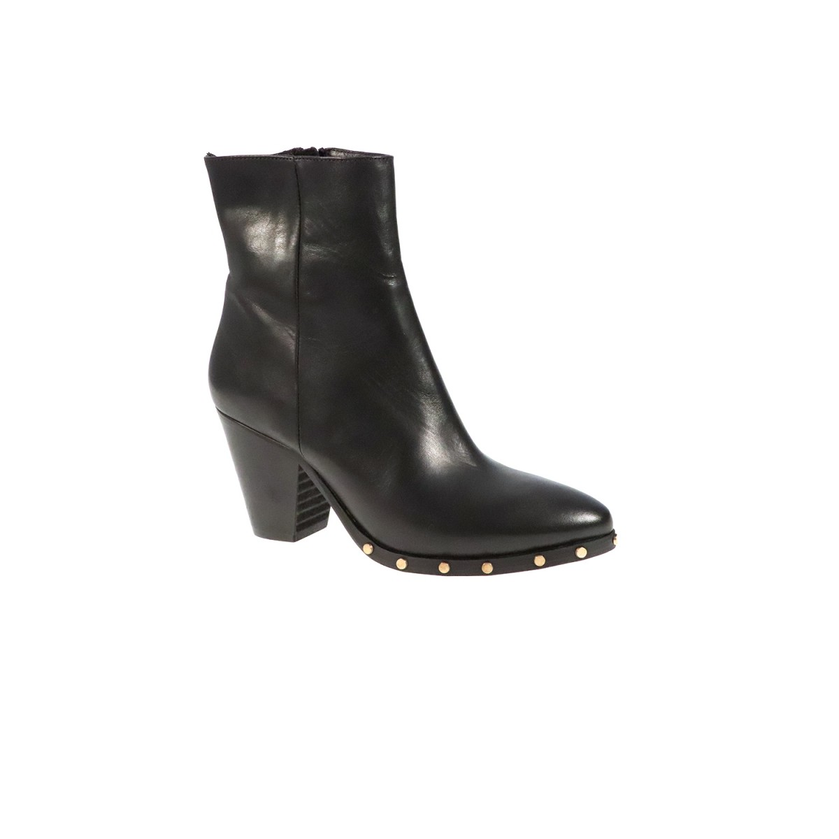 Mentor W7808 Black Leather Gold-31