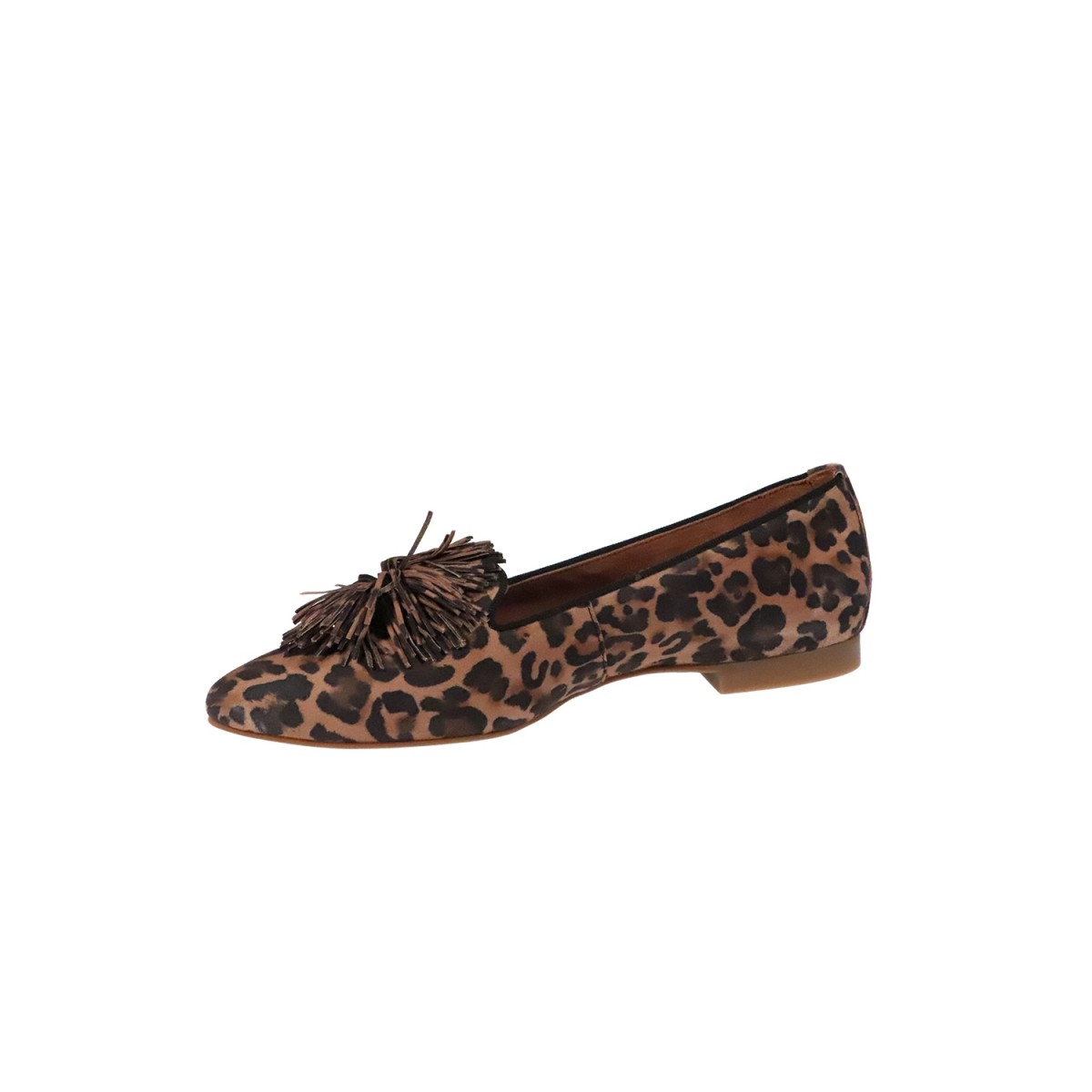 Paul Green 2376-08 Loafer Leopardino Sahara-31