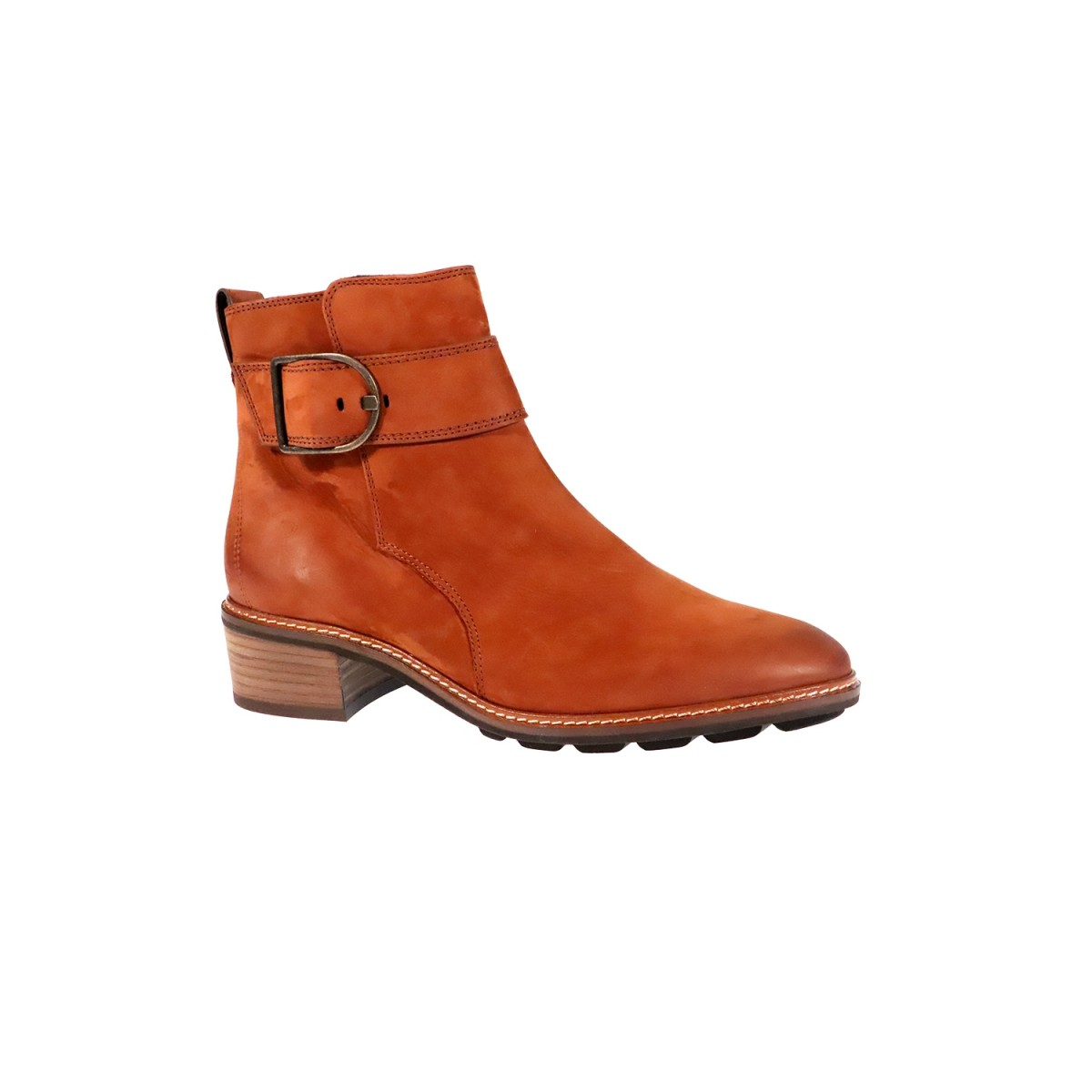 Paul Green 9576-01 Royal Nubuk Cognac-32