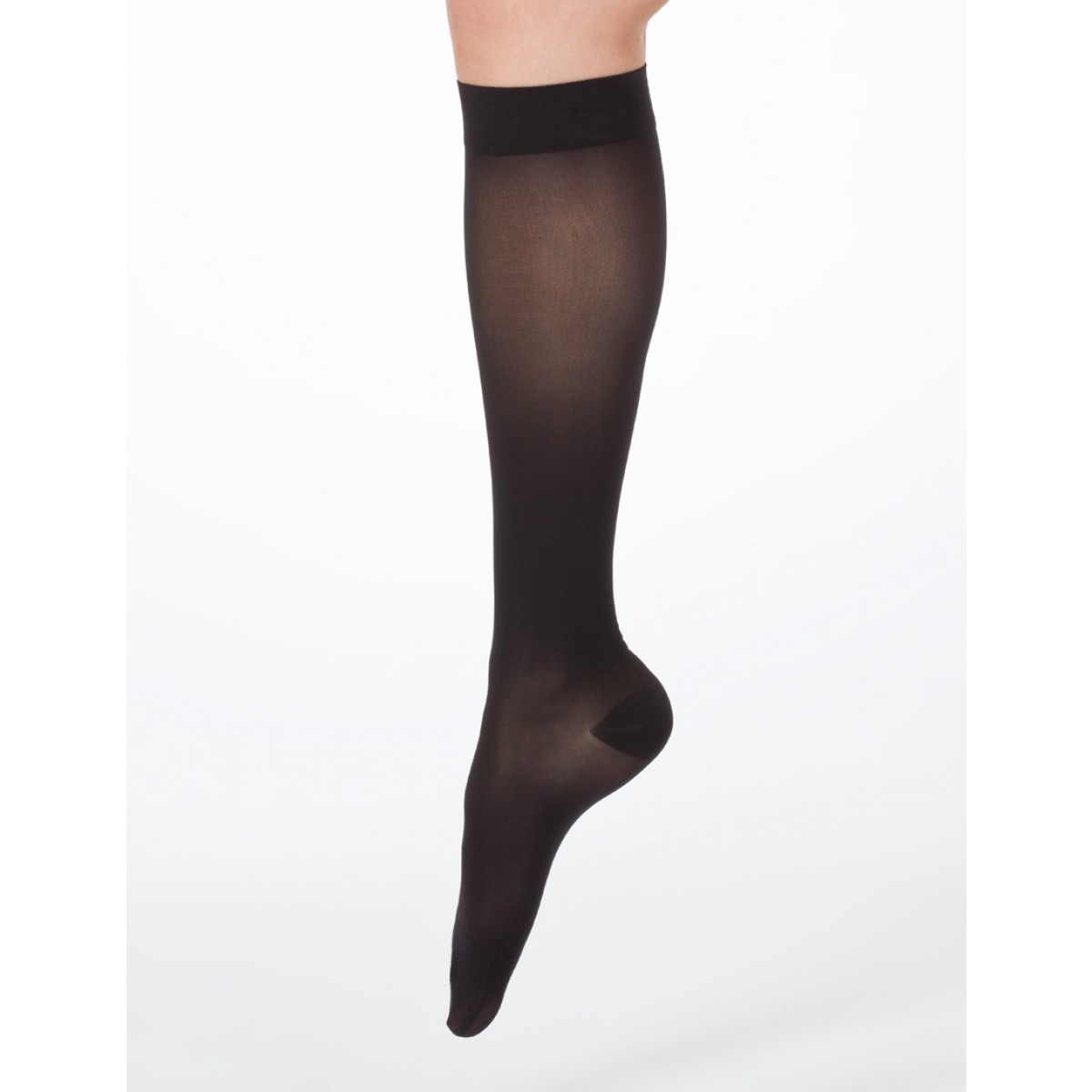 ITEM m6 Knee-high Translucent Black-35