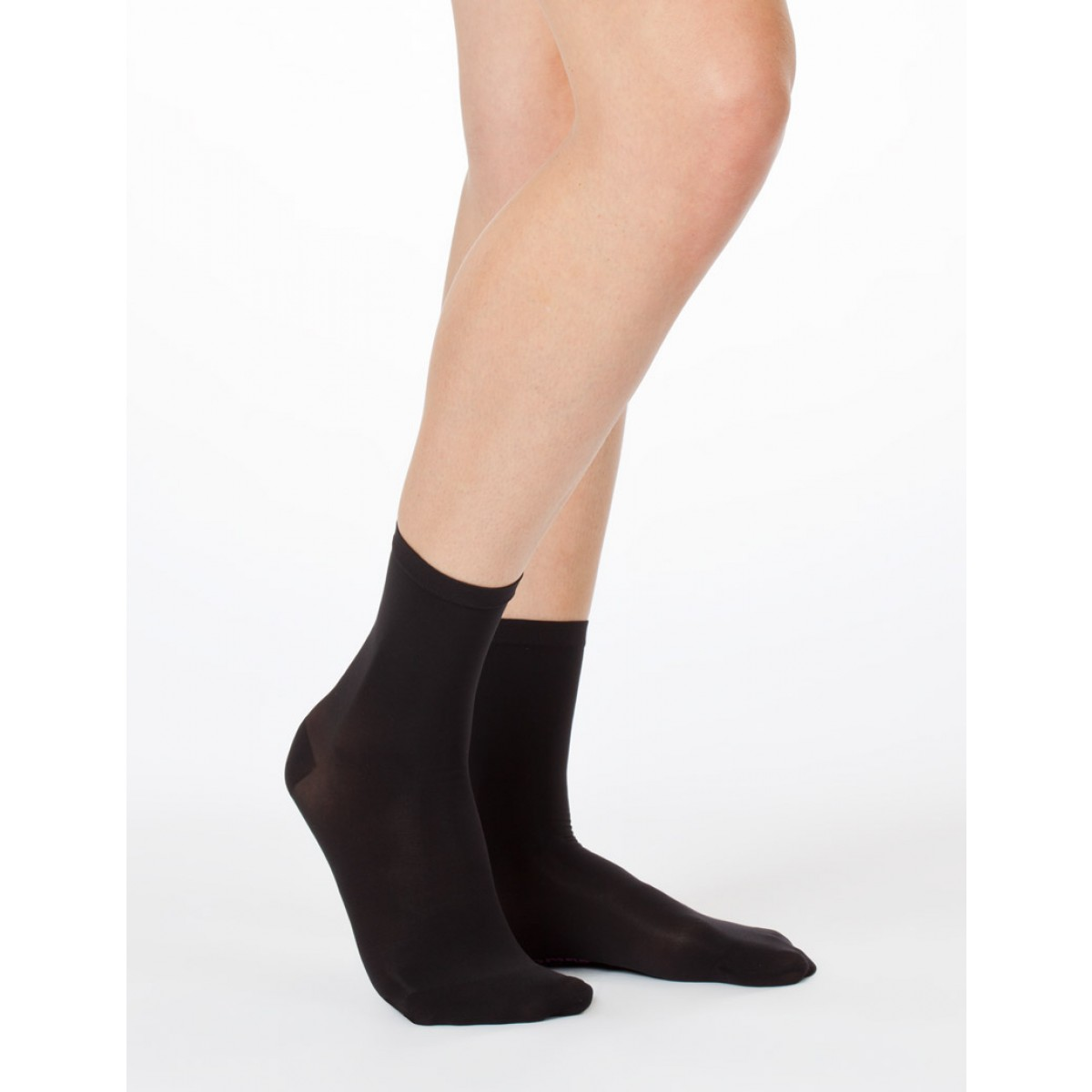 ITEM m6 Socks Translucent Black-35